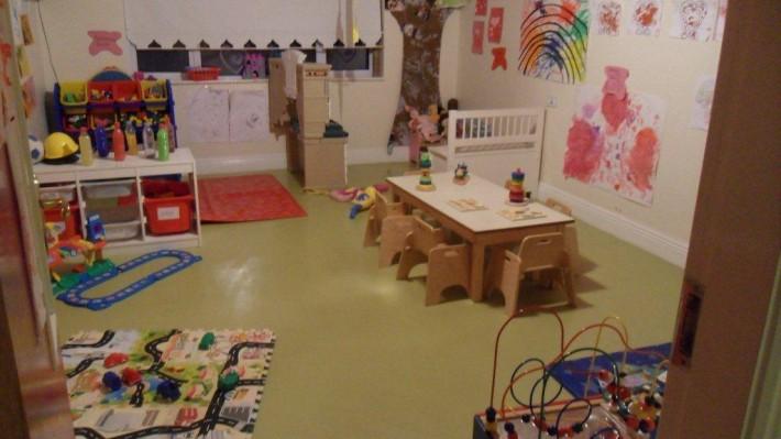 Wobbler Room Kilnamanagh Kids Creche Tallaght